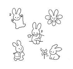 Cute Tiny Tattoos, Dope Tattoos, Mini Tattoos, New Tattoos, Small Tattoos, Pretty Tattoos, Mini Drawings, Drawing Sketches, Handpoke Tattoo