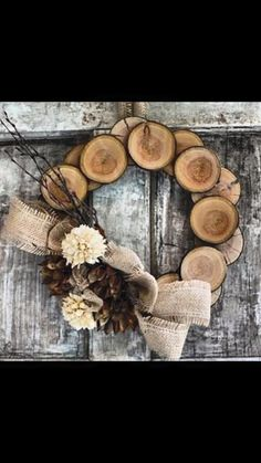 tree ring wreath fundraiser?