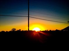 "James Blackley en Twitter: ""@StormHour Stunning sunset last night in Eastern…"