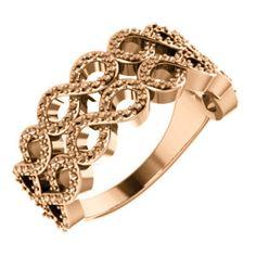 Infinity-Style Ring | Stuller