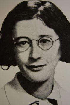 Desde el trópico de Cáncer: [Pensamiento] Homenaje a Simone Weil, en el 107 an...
