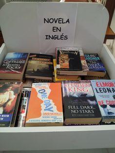Libros en inglés en Biblioteca