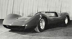 DeTomaso Competizione 2000 (Ghia), 1965