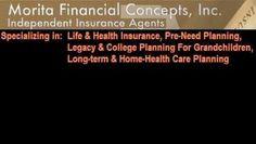 Visit us at http://www.moritafinancial.com  Call us now:  954-854-6585