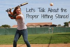 Today, we're going to talk about the first basic part of girls softball hitting: the stance. It's very important that your hitters have the proper stance.