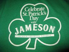 17.3.2017 St Patrick's Day +JAMESON