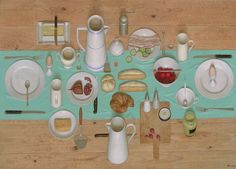 Kenne Gregoire 1951 | New realism dutch painter