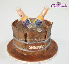 207 Best Alcohol Cakes Images Bakken Fondant Cakes Tortilla Pie