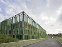Project - Multi-Story Carpark, Fraunhofer. Germany