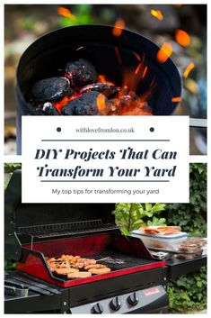 DIY Projects That Can Transform Your Yard - With love from Lou