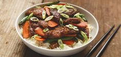 Mongolian Beef | Chef'd