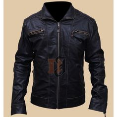 So if you are seeking to create that perfect celebrity image for yourself, then you know which way to go. These Black Rivet Men's Motorcycle Leather Jacket are probably the most coolest as we…