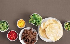 PULLED BEEF TOSTADAS https://www.menshealth.com/nutrition/crockpot-recipes-to-build-muscle/slide/5