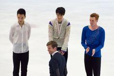 2015~16年フィギュアスケート、カナダ大会撮影記 05. 氷上の決戦