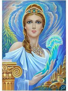 """ஜarcanjos/anjos/família galáctica - PALAS ATHENA - LANCEM AS PEDRAS NO CHÃO - """"Recebem bem mais do que acreditam que recebem. A mesa de nosso cuidado, posta sobre a Terra está cheia das iguarias do espírito. Amados, abram vossos olhos e vejam o banquete de Deus, servido a vocês."""" Texto completo: http://stelalecocq.blogspot.com.br/2014/07/palas-athena-lancem-as-pedras-no-chao.html#more"""