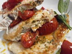Il Pescespada alla Pizzaiola