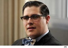 Hair and Glasses -- Rich Sommer
