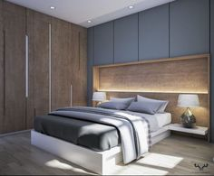 Modern Bedroom - Architecture and Home Decor - Bedroom - Bathroom - Kitchen And Living Room Interior Design Decorating Ideas - Modern Master Bedroom, Bedroom Furniture Design, Modern Bedroom Design, Home Room Design, Master Bedroom Design, Home Decor Bedroom, Bedroom Designs, Apartment Interior Design, Bedroom Apartment