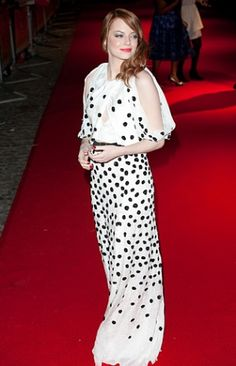 Celebrity Fashion Trend: Polka Dots | TeenVogue.com