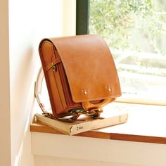 【店舗限定ランドセル】ヌメ革ランドセル / 土屋鞄のランドセル