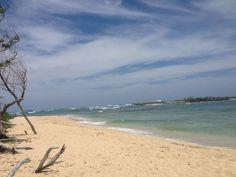 Goat Island (Mokuauia) on Oahu - is a great spot for picnic