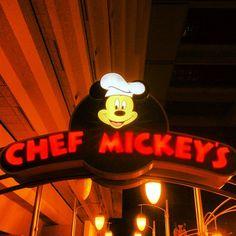 Chef Mickeys Contemporary Resort Walt Disney World