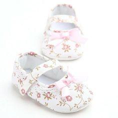 4b0b4e6f Zapatos Calzado De Bebe Casuales Bebes Niñas Recién Nacidos Primeros Pasos  #MercantilExpress