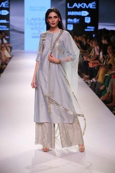 Payal Singhal Inc. redefined ethnic wear with her bold prints.