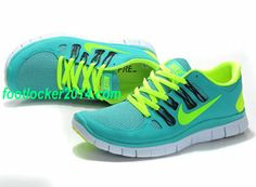 huge selection of c355d e7b97 Nike Free Mens Apple Green Fluorescence Green Running Shoes   Authentic Nike  Shoes For Sale, Buy Womens Nike Running Shoes 2014 Big Discount Off