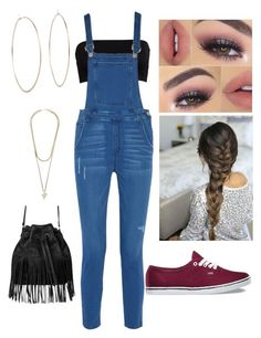 """Untitled #150"" by rhay-q ❤ liked on Polyvore featuring Rebecca Minkoff, Michael Kors, Ecologica, Givenchy and Vans"