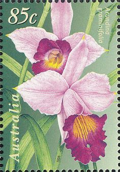 ORCHIDS  on  Singapore stamps & world stamps - Stamp Community Forum - Page 3