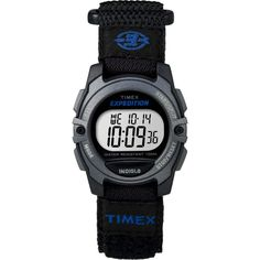 Timex Expedition Mid Core CAT Watch, Black