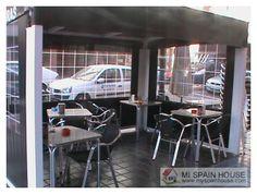 Bonito bar funcionando en muy buena zona, local 60 m2, baños para minusválidos, terraza cubierta con 6 mesas, mucho paso frente a Mercado de Abastos. www.myspainhouse.com