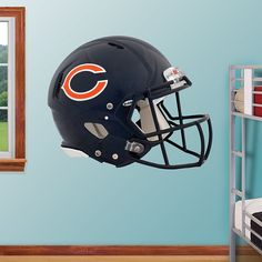 Chicago Bears 2012 Helmet - Chicago Bears - NFL from fathead.com