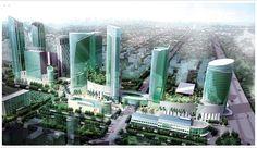 St. Moritz at Puri Indah CBD, West Jakarta / Mixed-Use Developments / 300+ m / Under Construction