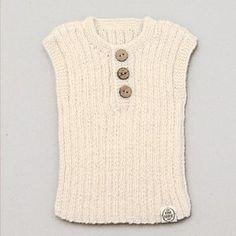Knitwear for babies - Enjoy Lars, Mini, Knitwear, Sweaters, Fashion, Off White Color, Classic, Winter, Jacket