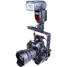 Really Right Stuff WPF-QR: Flash Bracket with fixed mount