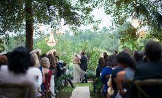 Wild Acres Farms: Noella and Patrick's Vintage Glam Wedding |