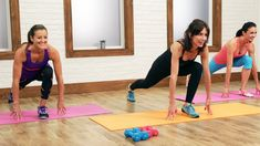 Watch the video The Ultimate 30-Minute Cardio Pilates Burner! on Yahoo News . When you combine Pilates, hand weights, and cardio, you get one wicked workout. And by wicked, we mean really fun and really effective. Lisa Corsello, the founder of Burn SF, le