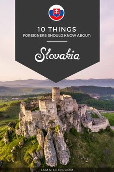 Dubbed as one of the hidden gems in Europe, come and learn about the wonderful country of Slovakia with these 10 interesting facts! // #Trivia #Slovakia Magical Vacations Travel, Vacation Trips, Dream Vacations, The Wonderful Country, 10 Interesting Facts, Holiday Travel, Travel Quotes, Travel Pictures, Trivia