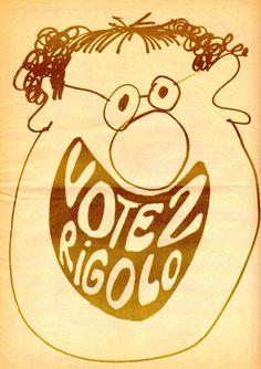 Coluche, 1981