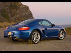 I'm Considering a Porsche Cayman for my next car! What color should get?
