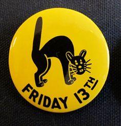 friday 13th pin