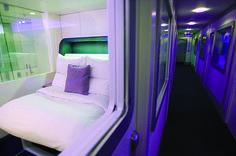 Airport sleep pods haven for stranded fliers - Arkansas Online