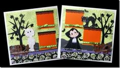 4 Sheets PROVO Craft Halloween Mania Trick Or Treat Witch Scrapbook Stickers