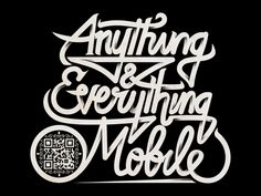 dat decked out QR code doe! | Anything & Everything Mobile by Mister Doodle