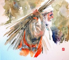 Midori Yoshino Watercolour Paintings: My gallery