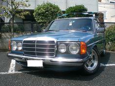 ≪NO.0392≫  ・ニックネーム  92     ・メーカー名、車種、年式  Mercedes Benz 300TD 1979     ・アピールポイント  もと高級車から引きずり下ろしてやりました!