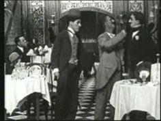 Charlie Chaplin - A Night Out | Funny Videos | Fundoofun.com