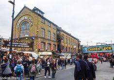 Camden London market by Ilse Cardoen